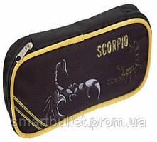 Пенал Zibi 2017 мягкий Scorpion (ZB17.0401SN)