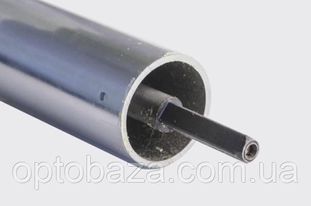 Вал приводной квадрат (8 мм) + штанга (26 мм) для мотокос серии 40 - 51 см, куб