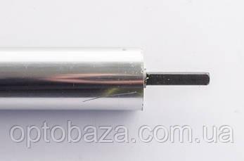 Вал приводной квадрат (8 мм) + штанга (26 мм) для мотокос серии 40 - 51 см, куб, фото 2