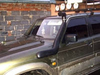 Шноркель Safari Nissan Patrol Y60 (SS10HF HPC)