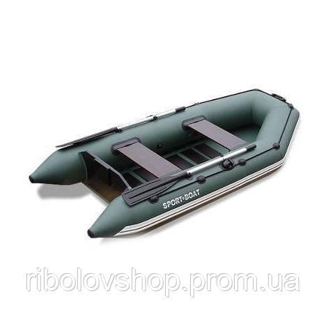 Надувная лодка Sport-Boat Discovery DM 260 LS