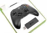 Джойстик игровой геймпад для ПК беспроводной Xbox One Wireless Gamepad for Windows