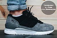 Мужские кроссовки ASICS Gel Respector LT Pack Grey (асикс)