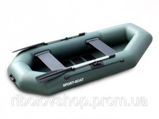 Надувная лодка Sport-Boat Cayman C 260 LS