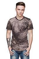 Мужская хлопковая футболка 3051