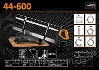 Стусло поворотное 18TPI - 600мм., NEO 44-600