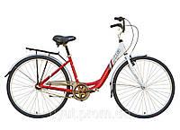 "Велосипед ХВЗ Сити-Байк - 2012 28"" Алюминевая рама"