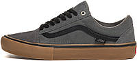 Мужские кеды Vans Old Skool Pro Grey/Black/Gum