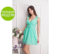 """Нарядное платье """"Baby doll"""" - распродажа модели"""
