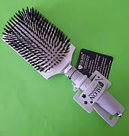 Щетка щетинная для волос Salon professional со шпикулем