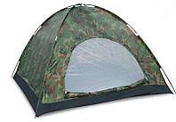Палатка универсальная самораскладывающаяся 2х местная