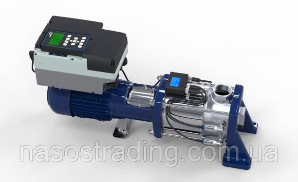 Новый компактный насос высокого давления горизонтальной установки