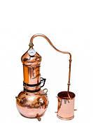 Аламбик с Колонной 30 литров, паяный Смакуй