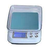 Ювелирные весы 999-3 kg (0.1g)