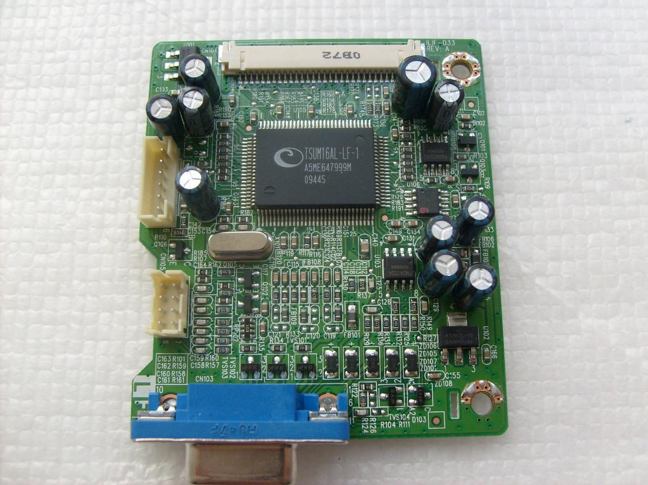 Модуль (плата) монитора LG EAY60693901