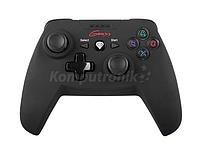 Джойстик игровой геймпад для ПК беспроводной Natec Genesis PV58 PS3/PC