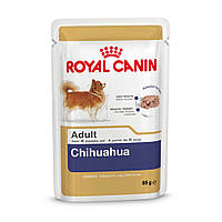 Royal Canin Chihuahua (паштет) Консервированный корм для взрослых собак 85 г