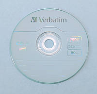 Диск CD-R Verbatim 700mb 80min 52х