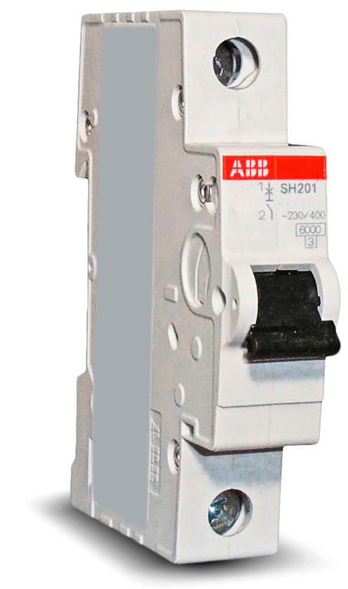 Автоматический выключатель ABB SH201-C  16A