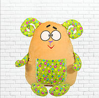 Детская мягкая игрушка, сувенир,Барашик