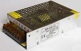 """Не герметичный блок питания """"Compact"""" 12V 240W"""