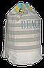 Пляжная сумка - рюкзак из ткани, фото 2
