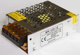 """Не герметичный блок питания  """"Compact"""" 12V 120W"""