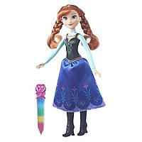 "Холодное сердце Кукла Анна ""Волшебное сияние"" Disney Frozen Crystal Glow Anna  Оригинал из США, фото 1"