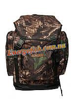 Рюкзак камуфляж/хаки 45 л 32х60х18см № 005