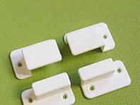 Кишені пластиковий Кишеню пластиковий 10*20 білий (комп.)