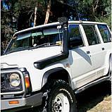 Шноркель Safari Nissan Patrol Y60 (SS10HF VPC), фото 2