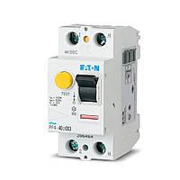 Дифференциальное реле (УЗО) EATON PF4-40/2/003 (293169)