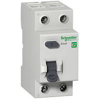Дифференциальное реле (УЗО) Schneider Electric EASY9 2P AC 10mA 25А EZ9R14225