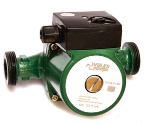 Циркуляционный насос для систем отопления VOLKS pumpe ZP25/6 130мм + гайки
