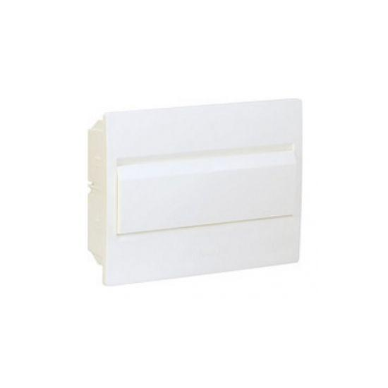 Щит внутренний с белыми дверцами 12 модулей Hager COSMOS VR112PD