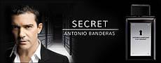Туалтная вода Antonio Banderas Secret 100ml (тестер)