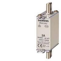 3NA3802  Плавкая вставка Siemens, класс gL/gG, AC 500 В/DC 250 B, 2 А , типоразмер 000