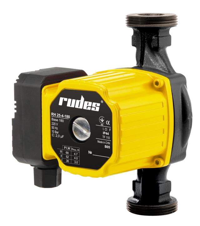 Циркуляционный насос для систем отопления Rudes RH 25–4–180