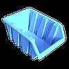 Контейнер вставной малый 160х100х85 мм Синий