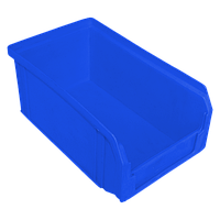 Контейнер ИТАЛИЯ малый 170х100х70 мм Синий