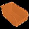 Контейнер ИТАЛИЯ малый 170х100х70 мм Оранжевый