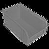Контейнер ИТАЛИЯ малый 170х100х70 мм Металлик