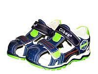 Детские кожаные сандалии TM Clibee р.25,26