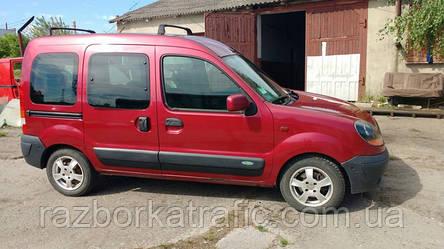 Поступило авто на разборку. Renault Kangoo, 2004 года, 1.5