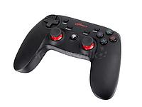 Джойстик игровой геймпад для ПК беспроводной Natec Genesis PV65 PS3/PC