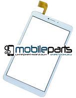 """Оригинальный Cенсор (Тачскрин) для планшета 7.85"""" Onda V819 4G 3G (204*120 мм, 50 pin) (Белый-Самоклейка)"""
