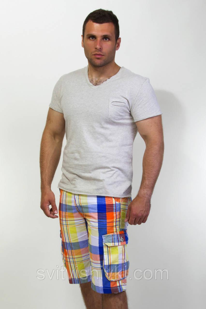 Яскраві літні чоловічі шорти