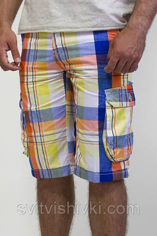 Яскраві літні чоловічі шорти, фото 2
