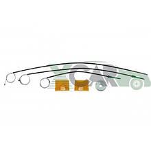 Ремкомплект стеклоподъемник Seat Exeo для передней левой/правой двери.