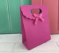 Крафт пакеты S размера на липучке (упаковка 12 шт)
